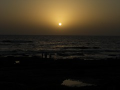 Sunset at Worli Sea Face