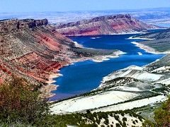 Flaming Gorge (judi berdis) Tags: