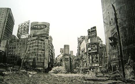 tokyo destroyed