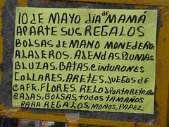 10 de Mayo (afloresm26) Tags: mexico ale anuncio puebla errores alores