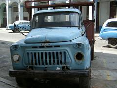Old russian truck (picture_addicted) Tags: 2005 car d50 nikon transport havana cuba havanna kuba lahabana pictureaddicted