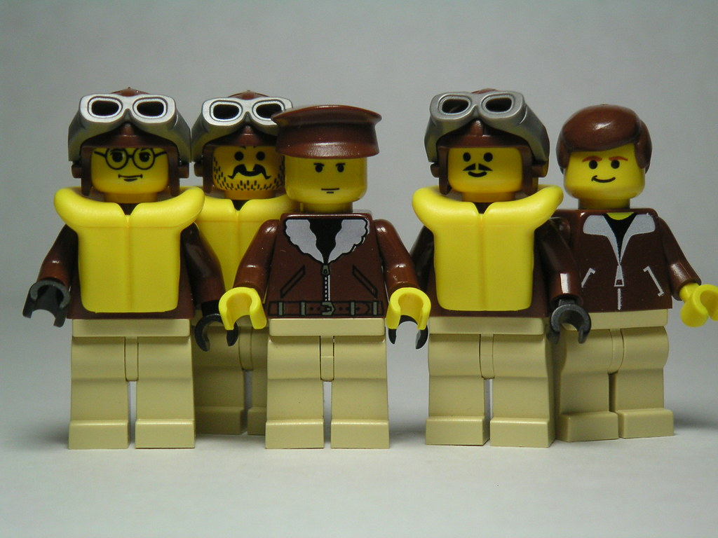 The World's Best Photos of airforce and minifig - Flickr Hive Mind
