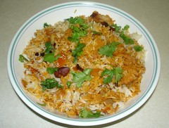 Jackfruit Fried Rice ( Kathal Biryani)