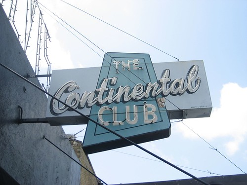 The Continental Club, Austin Texas