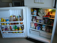 Dorm Fridge Fright