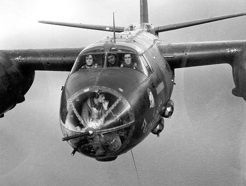 Warbird picture - Martin B-26C Marauder