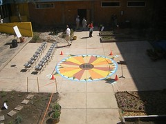 Celebrating Gardens (meliroo) Tags: school cambridge garden education celebration k8 urbanschool kingamigos citysprouts