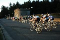 Racing at Mt. Tabor