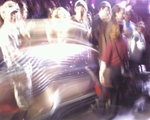 Gwen blur by HelloMokona