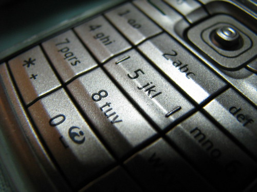 Nokia E50 Keyboard