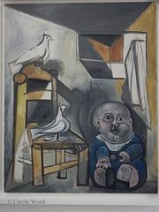 Musée Picasso (Fontaines de Rome) Tags: paris musée picasso exposition giacometti enfant colombes pablo