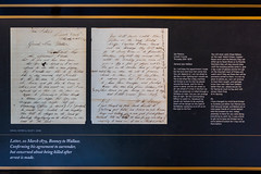 Letter From Billy the Kid (Serendigity) Tags: lincoln usa letter historic museum handwriting unitedstates newmexico town wildwest