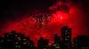 Fireworks in Vancouver, BC, Canada (gabor retei) Tags: vancouver bc canada fireworks summernight vrc