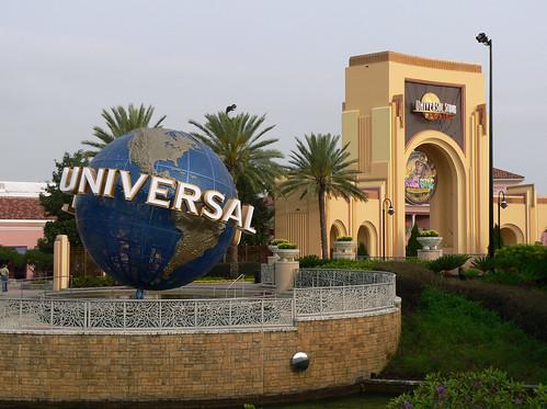 Universal Orlando por Stig Nygaard.