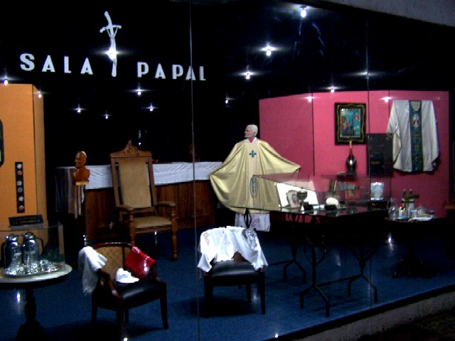 Sala Papal
