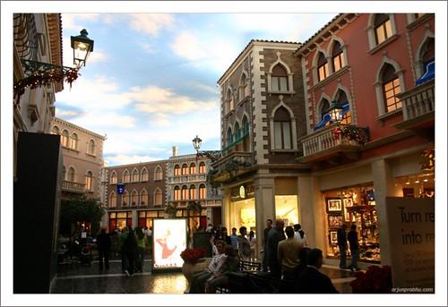 Inside Venetian - Las Vegas