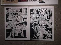 Jamal Igle (otherheroes) Tags: eye art comics other african exhibition american comix heroes trauma