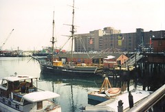 Boston Tea Party Ship by Rgtmum