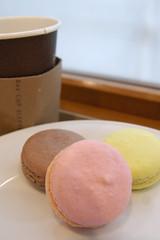 Macarons, Burdigala, Lumine Shinjuku