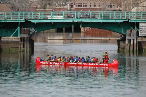 Water Rising Flotilla One