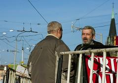 dialog (Anatoliy Odukha) Tags: people lviv ukraine streetphoto lvov