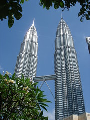 Picture of the Petronas Towers