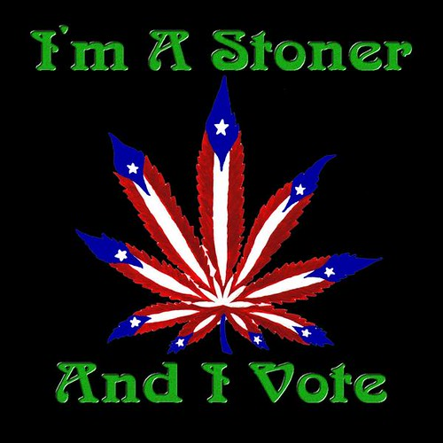 smoke working 2 jobs ha people potheads stupid im a stoner so what