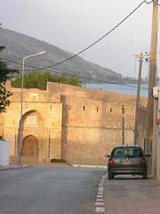 Vue de l'entrée du Borj El Loutani