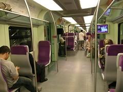 03.KLIA Transit的內裝