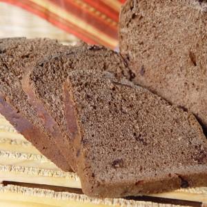pain sucré au cacao