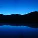 Dawn over Taos Mountain