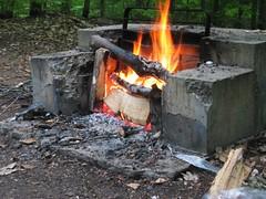 Stan's fire pit
