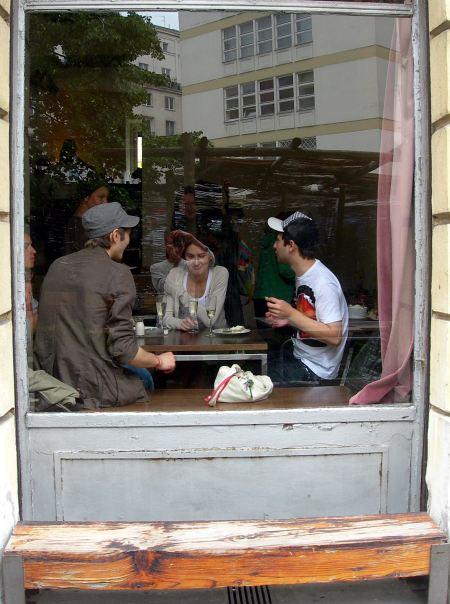 Miedzy Nami cafe