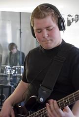 _DSC0097 (Siggidóri) Tags: music students studio drums raw nef bass guitar recording lightroom electricbass recordingsession bassi gítar adobergb hljómsveit nemendur upptökur trommur hljóðver musicstudents samspil tónlistarskólireykjanesbæjar