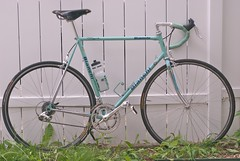 Bianchi EL/OS (gustavosal) Tags: bike bicycle steel bianchi lugged elos 60cm columbustubing reynoldstubing