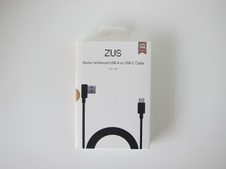 ZUS Super Duty USB-C Cable