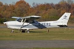 C172 G-HERC BBS / EGLK 28/11/2016 (Andy Hark) Tags: c172 gherc bbs eglk 28112016