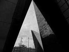 Shapes (Miranda Ruiter) Tags: rotterdam blackandwhite photography shapes buildings design architecture