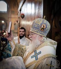 Литургия в Софийском соборе 560