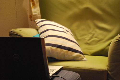 laptop comfort