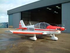 Robin R2100 G-BGBA