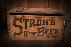 What was Detroit known for besides cars? (DetroitDerek Photography ( ALL RIGHTS RESERVED )) Tags: wood winter history beer museum tivoli michigan detroit lansing case alcohol future local february product past brew vignette manufacture 313 vernors motown goodolddays strohs goebel granholm