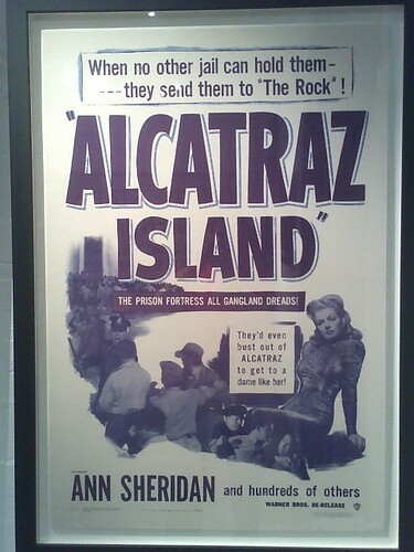 Alcatraz Island movie