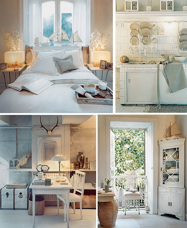 Zara Home Inspiration in White