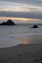 Pfeiffer Beach Dusk 2 (PsychaSec) Tags: pfeifferbeach