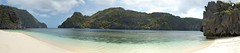 3rddaybyminiloc_DXO (yougottadance) Tags: city trip autostitch panorama holiday asian island islands bay asia south philippines panoramas diving el east nido hopping archipelago elnido palawan bacuit