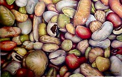 Just Beans drawing (gossamerpromise) Tags: food art beans drawing veggies prismacolor coloredpencil yourmasterpaintings visiblytalented