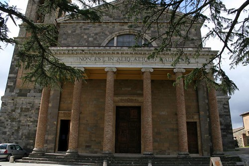 Cattedrale, Montalcino