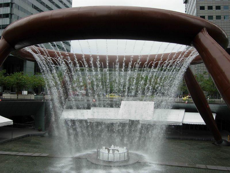 Fountain of Wealth , Suntec City