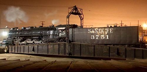 1940's era at the San Bernardino Yards